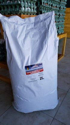 Imagen de Huevo Deshidratado (en polvo) en bolsas de 25Kg.